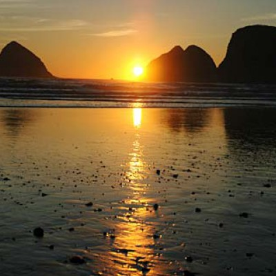 5 Days/4 Nights Private Beach Escape in Oceanside, Oregon