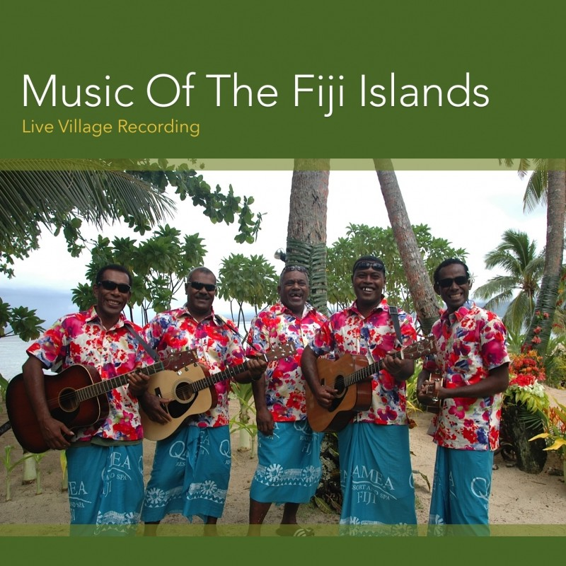 Music Of The Fiji Islands - Live Village Recording