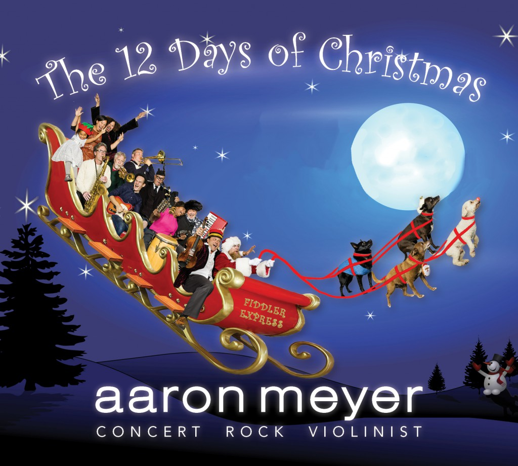VIP CD Release Party - The 12 Days of Christmas - New Holiday CD!