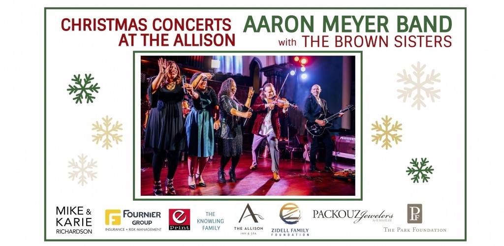 Holiday Concerts at The Allison ~ 2020