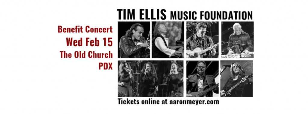 First Annual Tim Ellis Music Foundation Benefit Concert